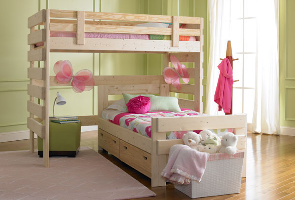 Unlike Furniture Stores, Which Sell Only Mass Produced, Imported Bunk Beds,  1 800 BunkBed Creates Custom Made, Solid Wood Bunk Beds That Are Built To  Last A ...