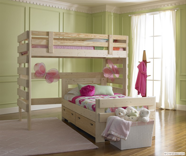 L Shaped Bunk Bed With Storage Drawers Bunk Beds From